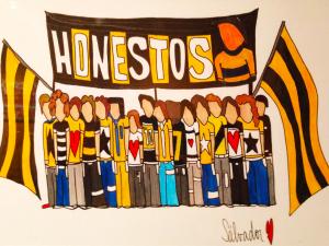 Honestos Sin Razón: La Pandilla del 22