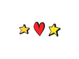 Estrella Corazón Estrella
