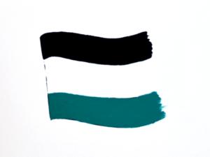 Bandera de Los Honestos Sin Razón